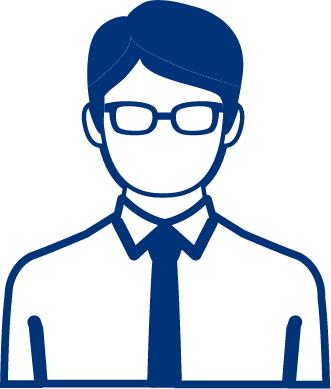 Corporate Person Icon
