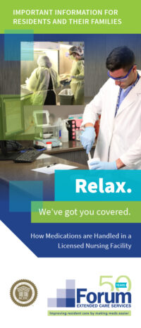 Nursing Facilities Brochure Cover